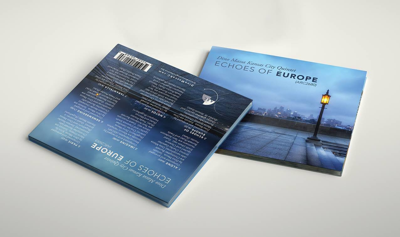 """Echoes of Europe"" (ARC2680) purchase at Amazon!"