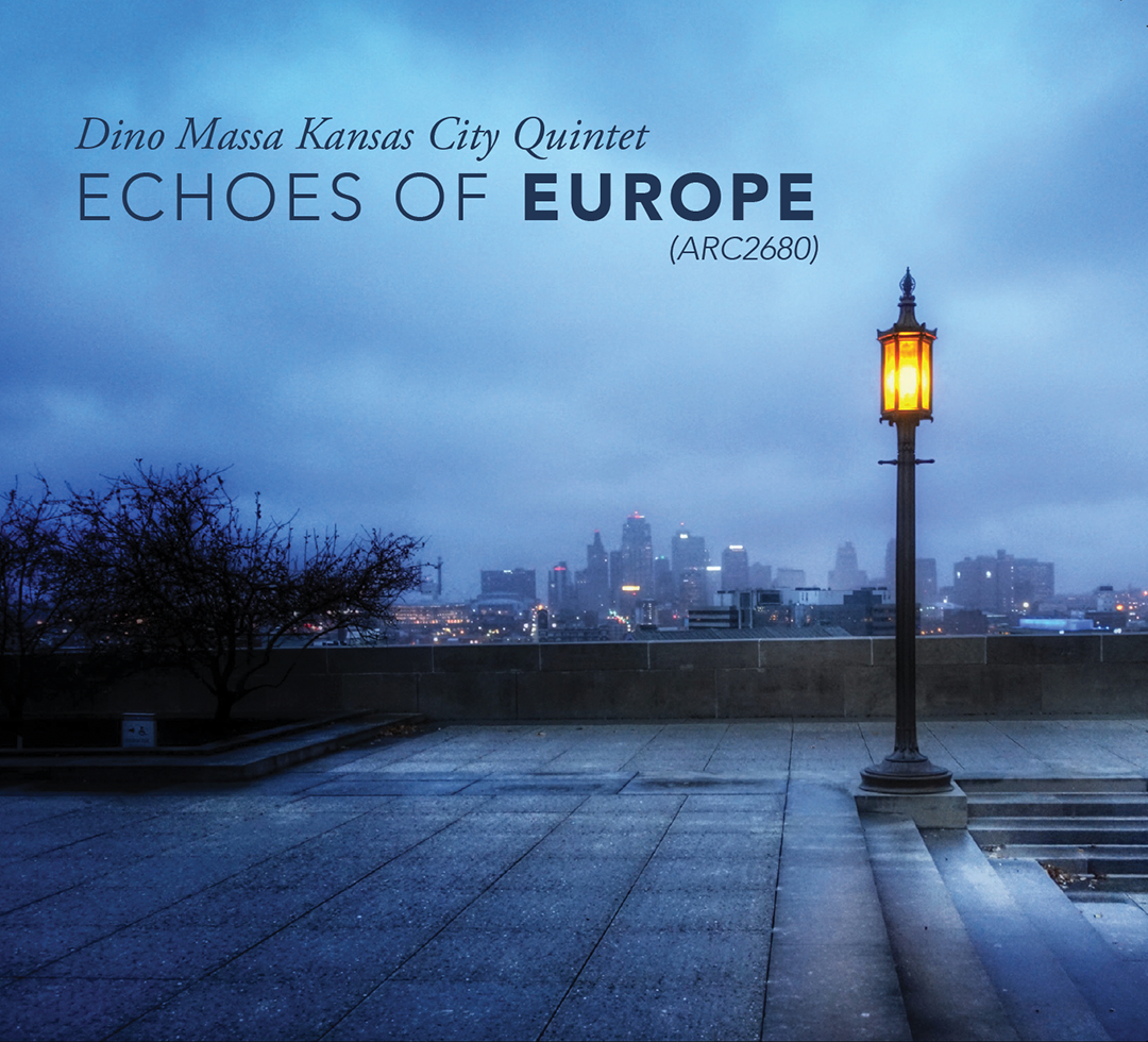 """Echoes of Europe"" (ARC2680) available worldwide, January 2, 2017!"